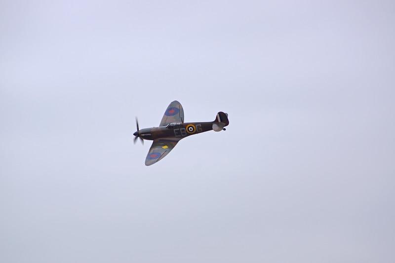 BBMF Spitfire P7350 (Mk IIa)