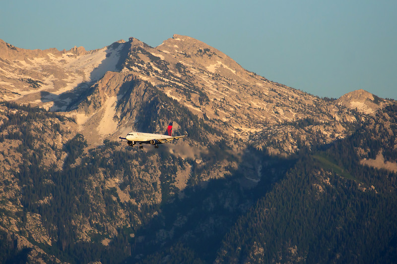 Wasatch Arrival