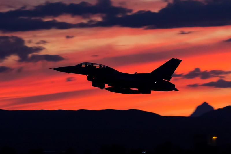 Viper Sunset