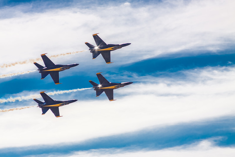 Blue Angles Performaance