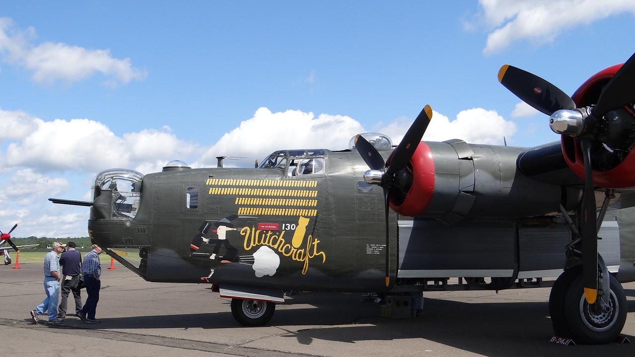 B-24 Liberator, WWII aircraft
