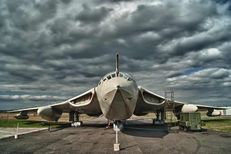 Handley Page Victor - Lusty Lindy