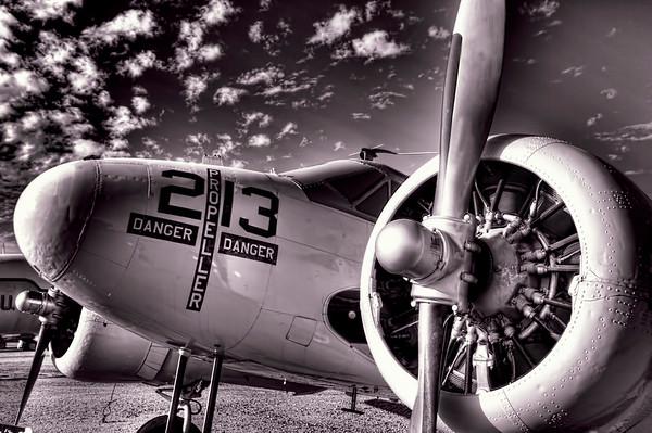 """Beechcraft OC-45"""
