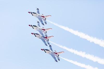 2019 USAF Thunderbirds
