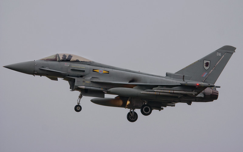 RAF - Typhoon (Eurofighter)