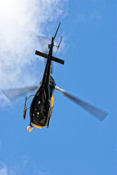 X-Ray 99 - West Yorkshire Police Helicopter