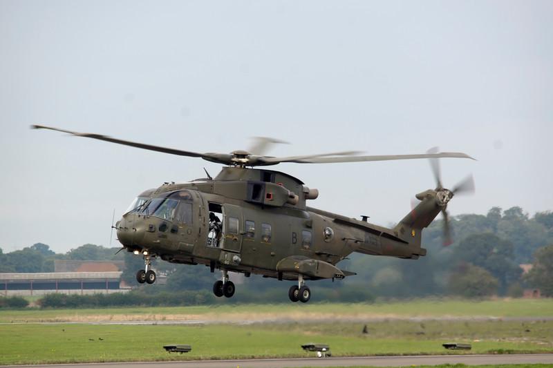 RAF Agusta-Westland Merlin HC.3 (ZJ118 )