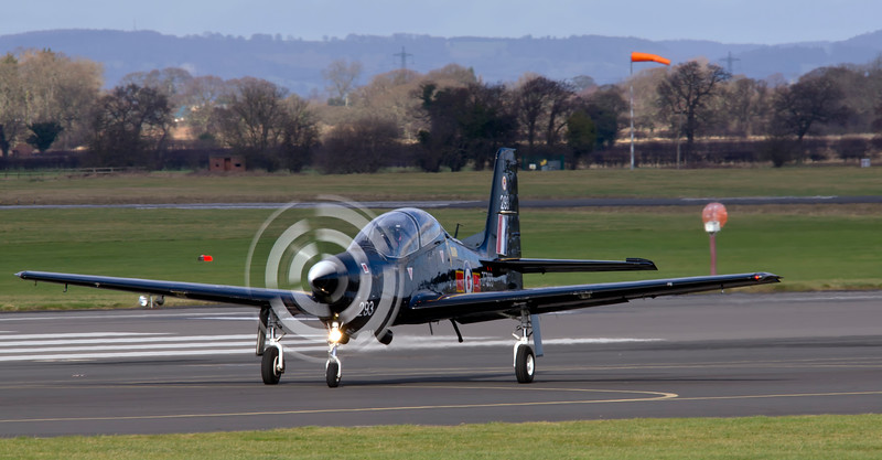 Tucano - RAF Linton on Ouse