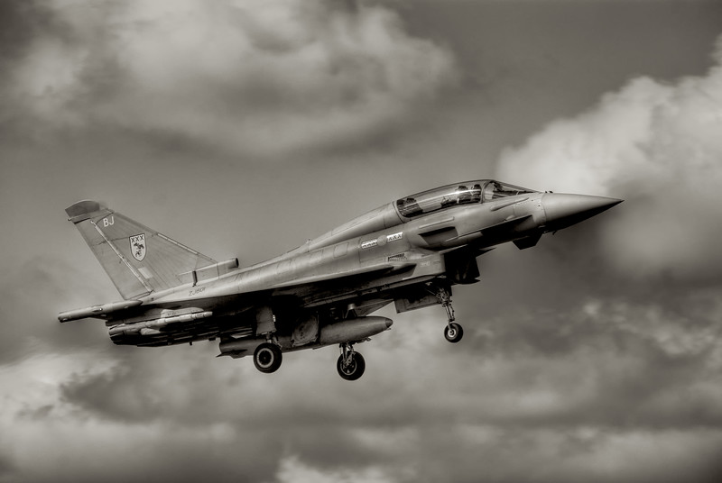 Eurofighter Typhoon - RAF Coningsby