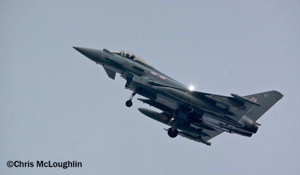Typhoon - RAF Coningsby