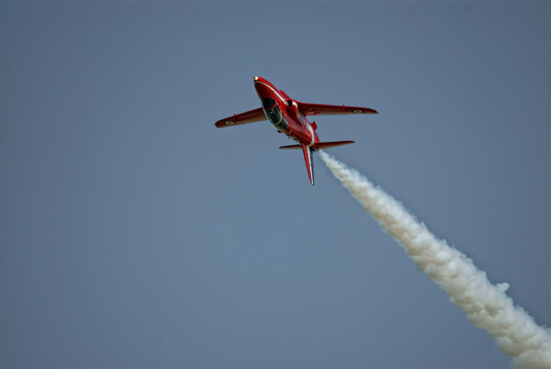 Red Arrows - RAF Scampton