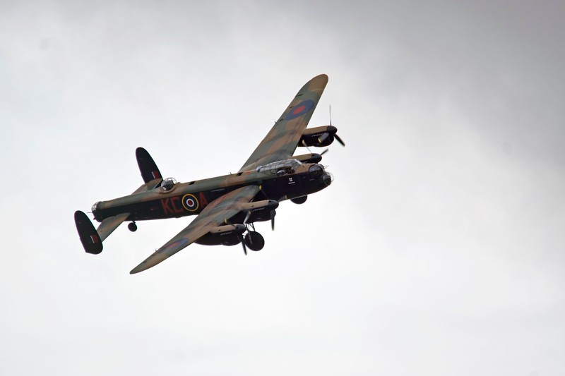 BBMF Lancaster EE139 'Phantom of the Ruhr'