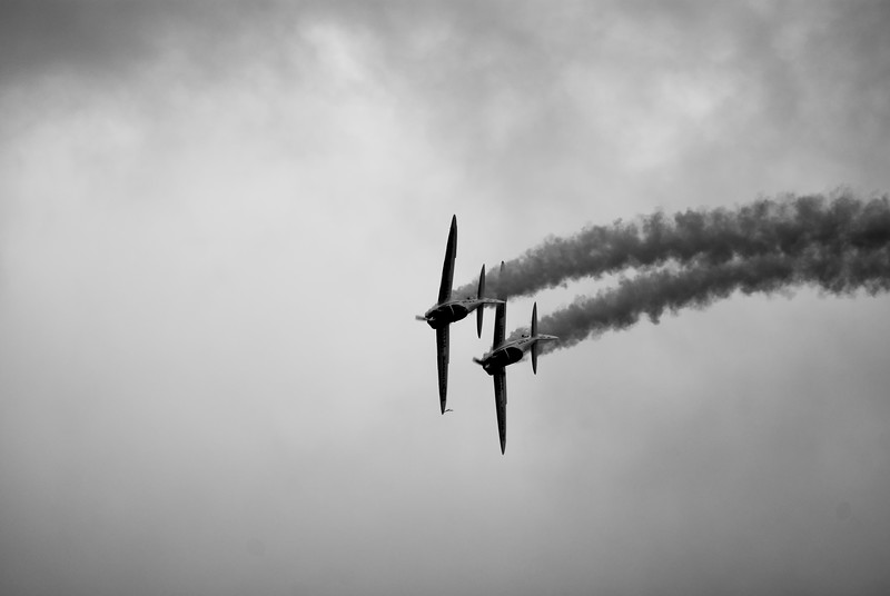 Twister Duo Aerobatic Display