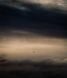 Evening Spitfire