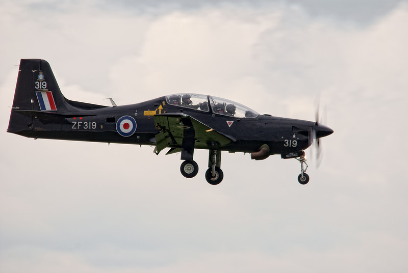 RAF Shorts Tucano - RAF Linton on Ouse