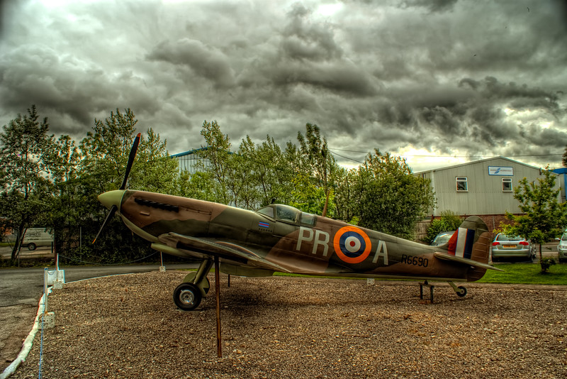 The Spitfire a True Legend
