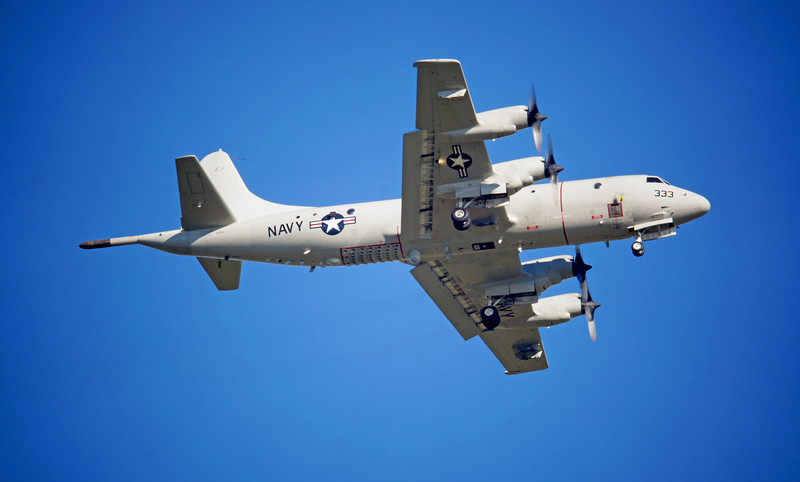 US Navy  - Lockheed P-3C Orion, LF-333