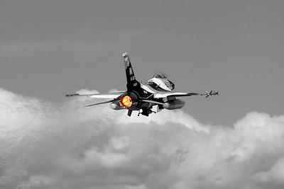 Burner Departure