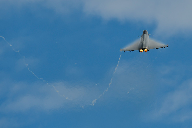 Typhoon at RIAT