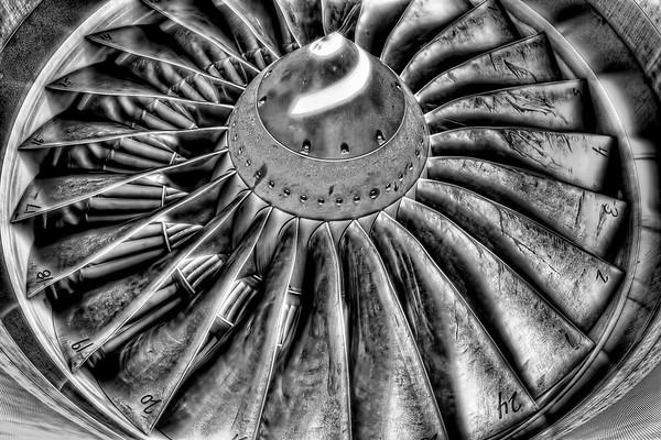 """""""-700 jet fan black & white"""""""