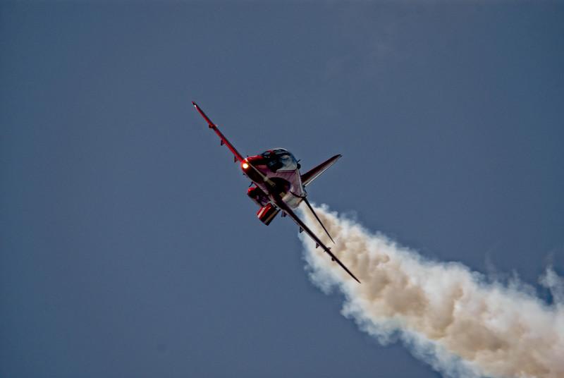 Red Arrows - RAF Scampton