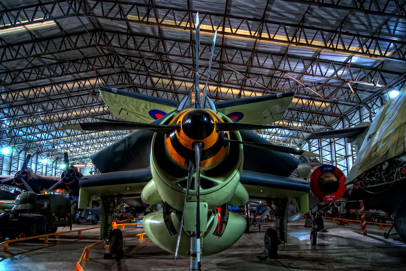 Fairey Gannet AEW3