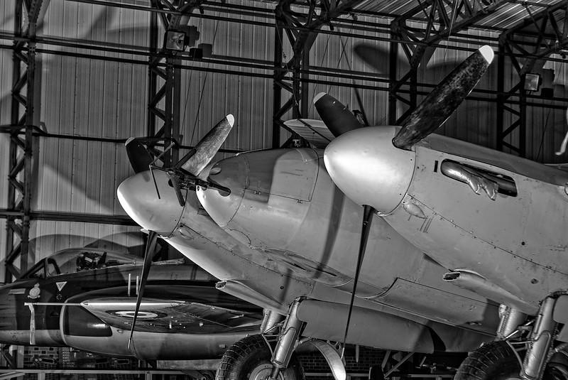 De Havilland Mosquito D.H.98 NF.II HJ711