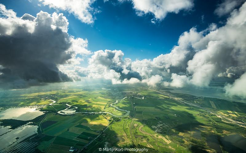 Pilots view