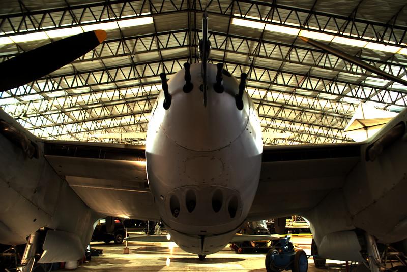 De Havilland Mosquito - D.H.98 NF.II HJ711