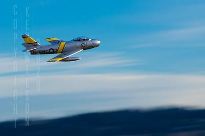 North American F-86 Saber
