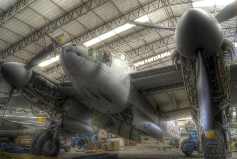 De Havilland Mosquito DH98 NFII