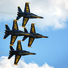 Blue Angels Formation Flying