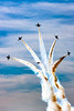 Blue Angles Separation