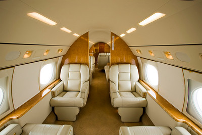 Gulfstream G-IV Interior 2