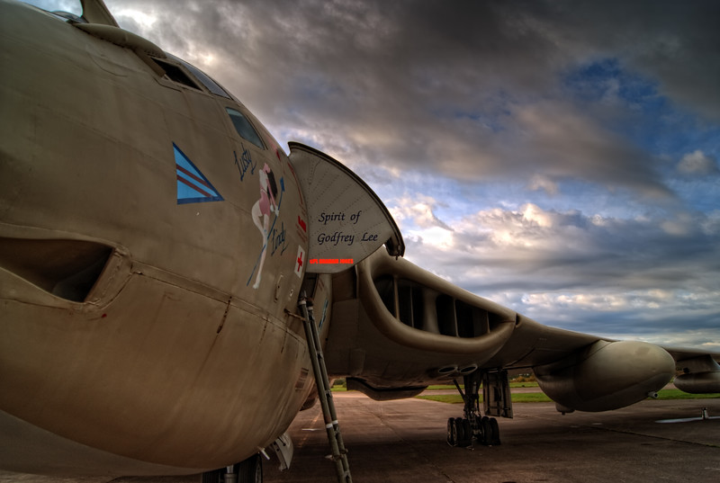 Handley Page Victor K.2 XL231(Lusty Lindy)