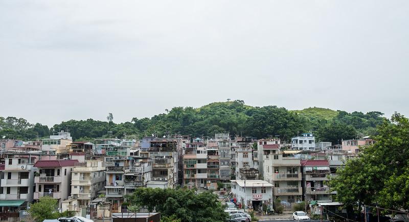 Nam Sang Wai, Hong Kong