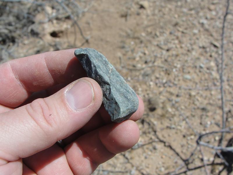 Pretty rock.....I've been in the desert too long....