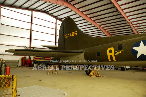 "N3703G - 1945 Boing B-17G ""Memphis Belle"" Movie Version"