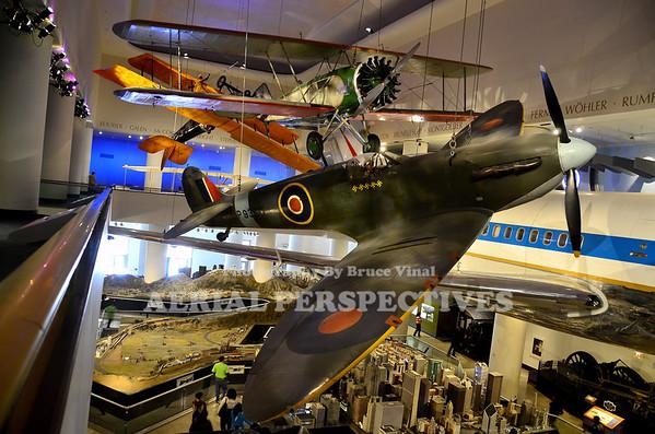 Supermarine Mark 1A Spitfire