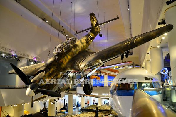 1941 Junkers Ju-87R-2 Tropical Stuka