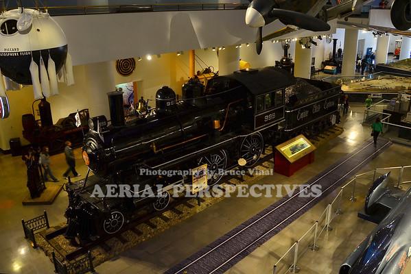 999 Steam Locomotive