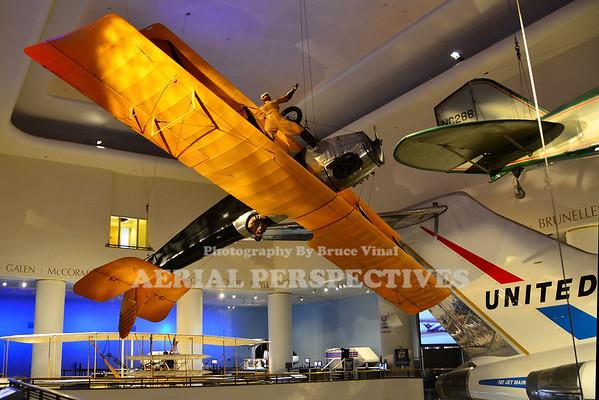 1917 Curtiss JN-4D