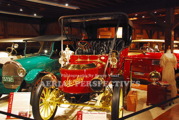 1906 Stanley Steamer Touring Car (20 hp)