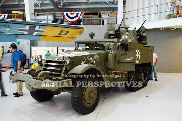 1943 White M16 Halftrack Multiple Gun Motor Carriage