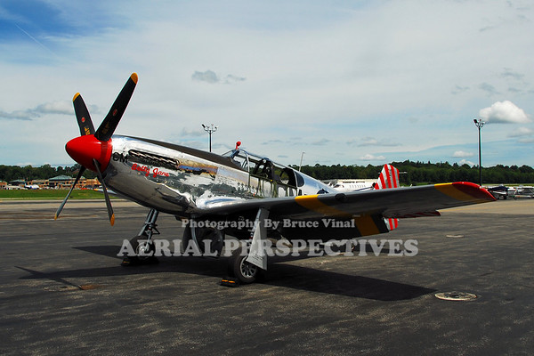 N251MX - 1943 North American P-51C Part of The Collings Foundation Fleet