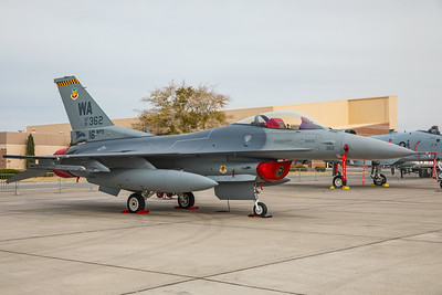 United States Air Force General Dynamics F-16C 91-0362 11-12-17