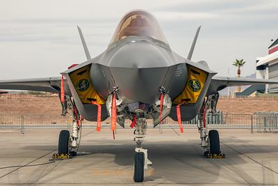 United States Air Force Lockheed Martin F-35A 12-5049 11-12-17 2