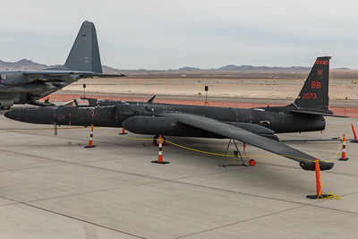 United States Air Force Lockheed U-2S 80-0073 11-12-17