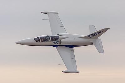 "Paul ""Sticky"" Strickland Aero Vodochody L-39C N139ES 11-12-17"