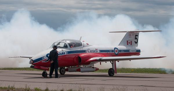 RCAF Snowbirds